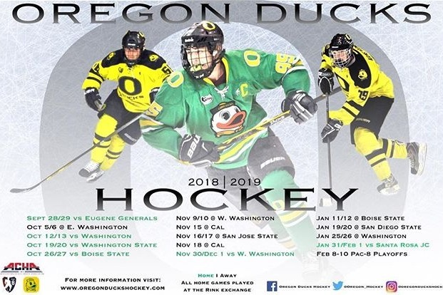 san francisco b0ed7 7683c Fundraiser by Isaac Rosenthal : Oregon Hockey Broadcast Fund