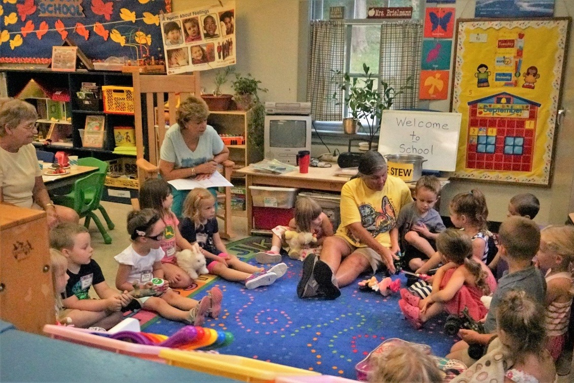 Fundraiser by Laura Holland : Protect Our Preschool's Legacy