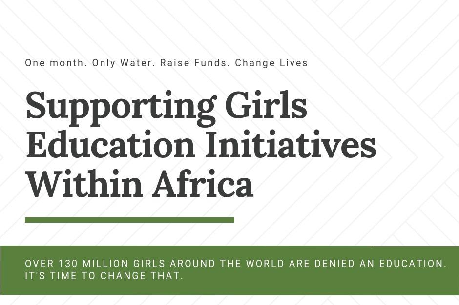 Fundraiser by Akua Larbi : Girls Education Initiatives Africa
