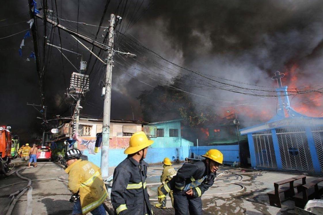 Fundraiser by Mel Sogrub : Help Fire Victims of Hipodromo Cebu