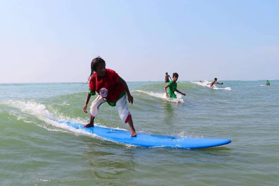 Fundraiser By Allison Joyce Support The Bangladeshi Surf Girls