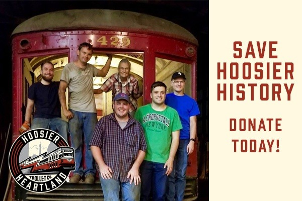 Fundraiser by Cameron Nichols : Save Hoosier Railroad History
