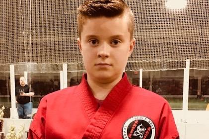 Fundraiser by Steve McCarthy : Black Belts fight childhood