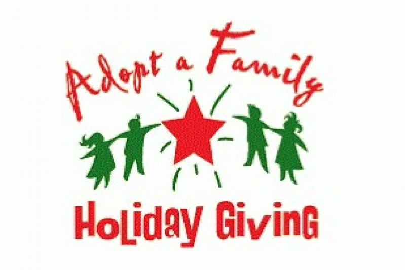 Adopt A Family For Christmas.Fundraiser By Levi Carson Adopt A Family For Christmas