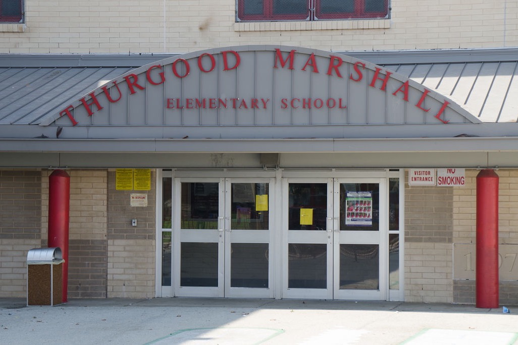 Thurgood Marshall Home Page | Flisol Home