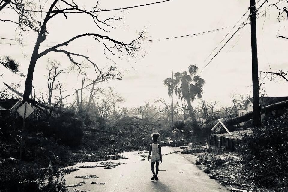 Fundraiser By Curtis Parks NYC TO PCB Hurricane Michael Relief