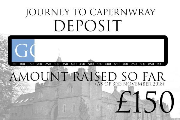 Fundraiser by Nessa Chileshe : My Journey to Capernwray