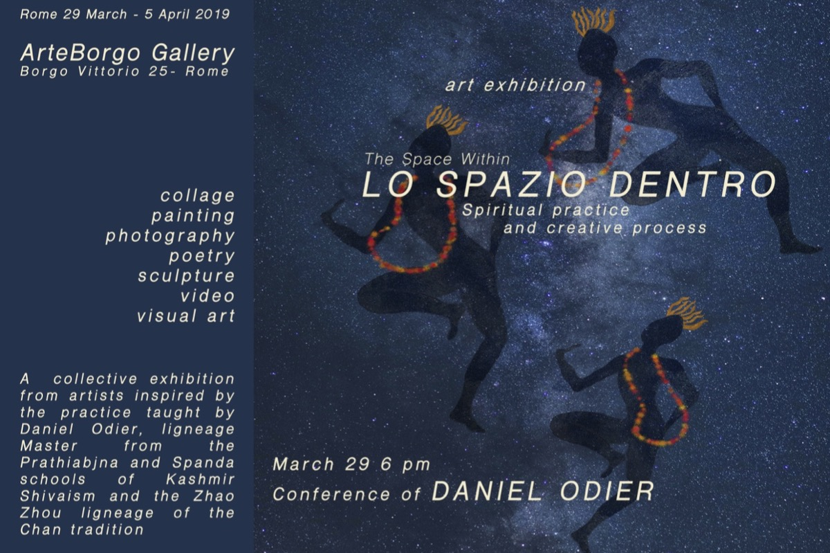 lo spazio dentro - art exhibition
