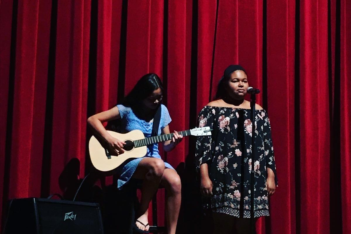 Fundraiser by Jada Ballard : American Music Abroad Summer Trip