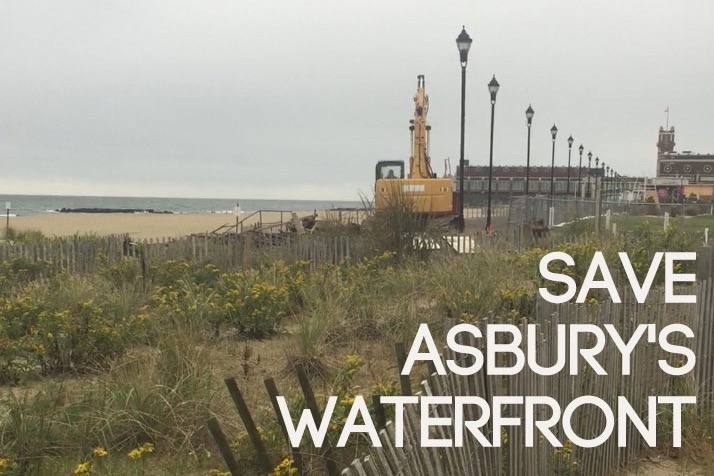 Click here to support SAVE ASBURY'S WATERFRONT organized by Meg Carroll