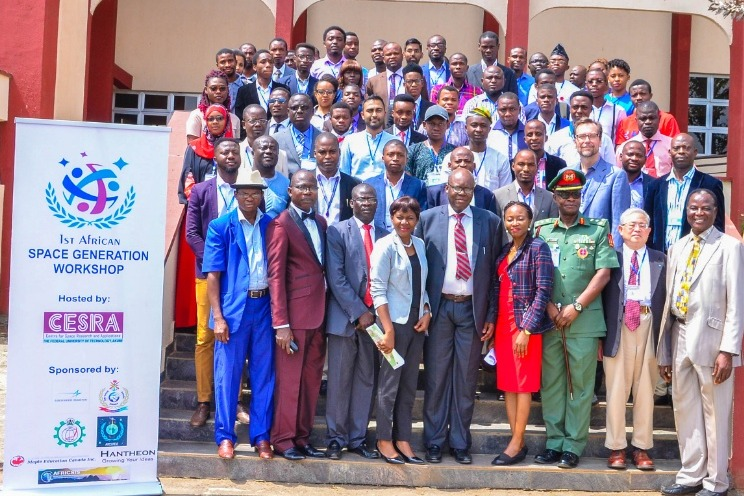 African Space Generation Workshop