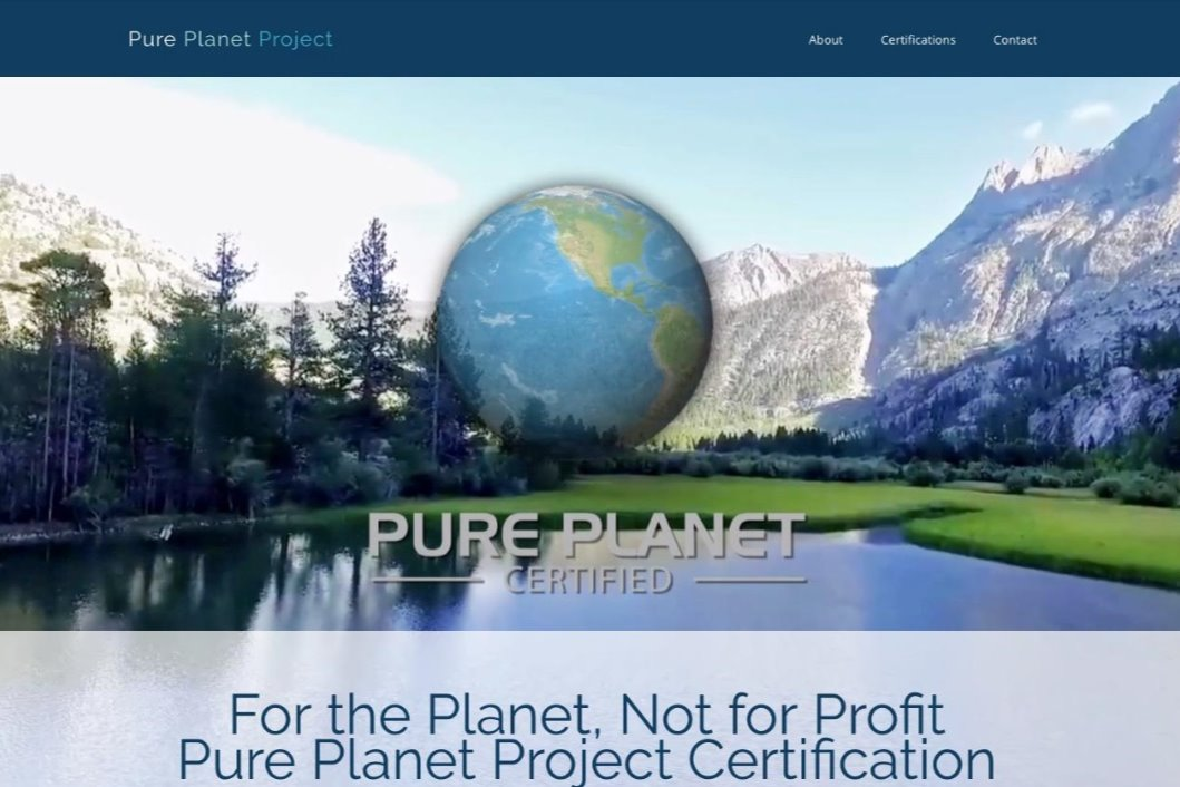 Fundraiser By Pure Planet Project The Vegan World Fundraiser