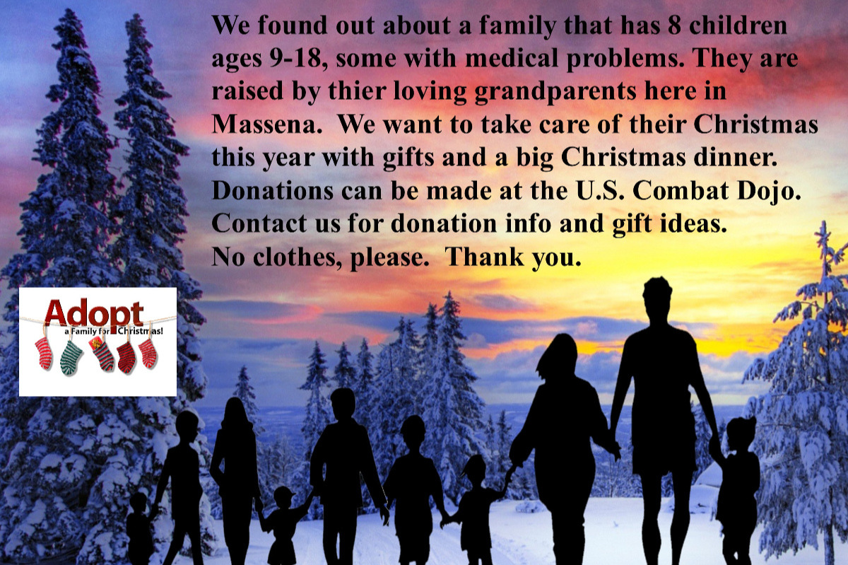 Fundraiser by Master French : Please Help a Family for Christmas