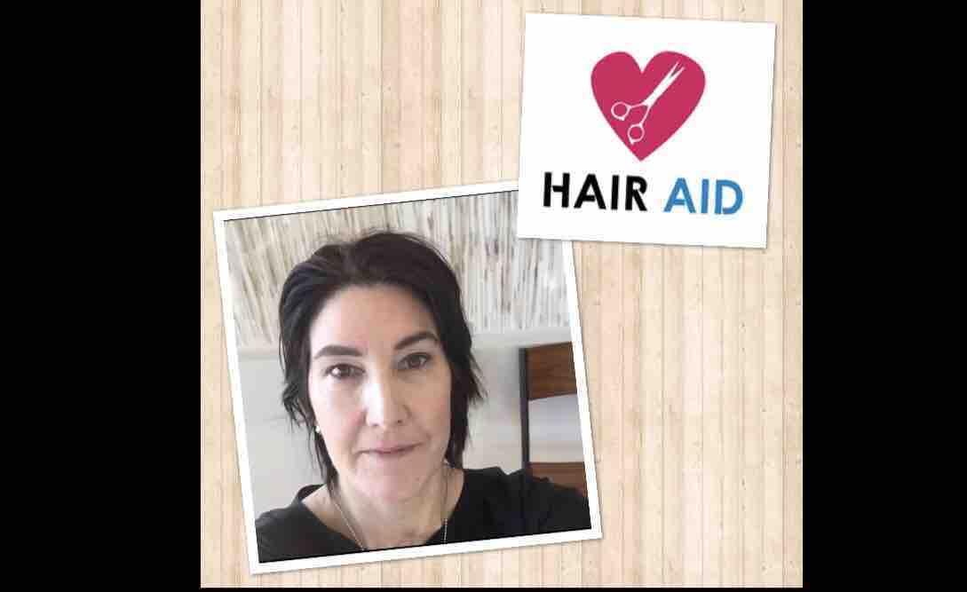 Hair Aid Laura Fagan GoFundME ZumaFunder CrowdFunding Boost
