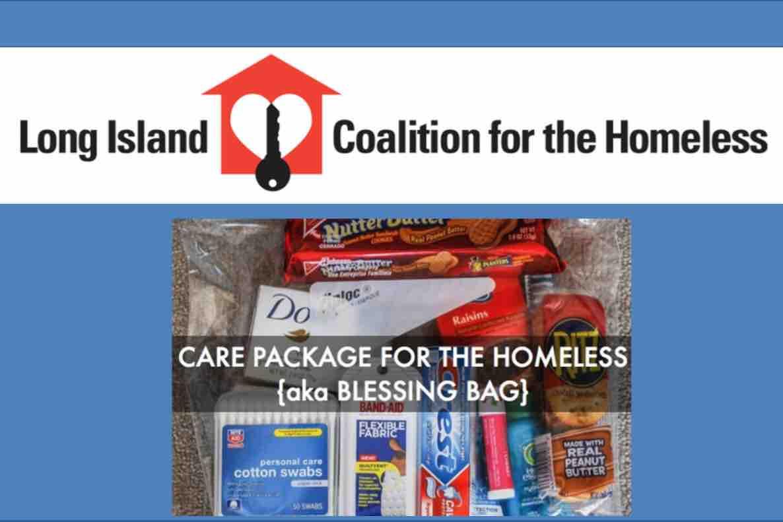 Fundraiser by Lisa Mongiello : Blessing Bags for LI Homeless