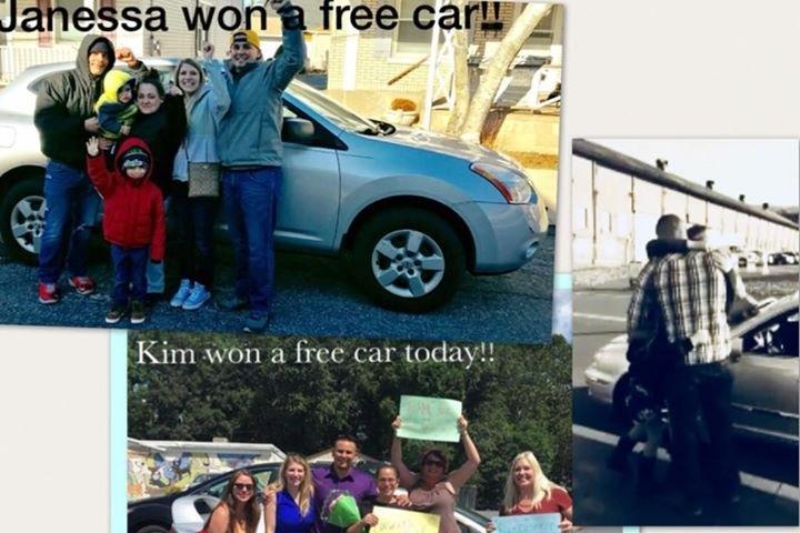 Free Car Giveaway >> Fundraiser By Bill Hav Bill Hav S 4th Free Car Giveaway