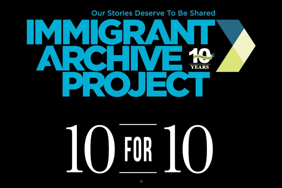 Fundraiser by Immigrant Archives Project : Kick-start the IAP