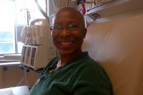 Help Althea Fight 5th Round Of Cancer