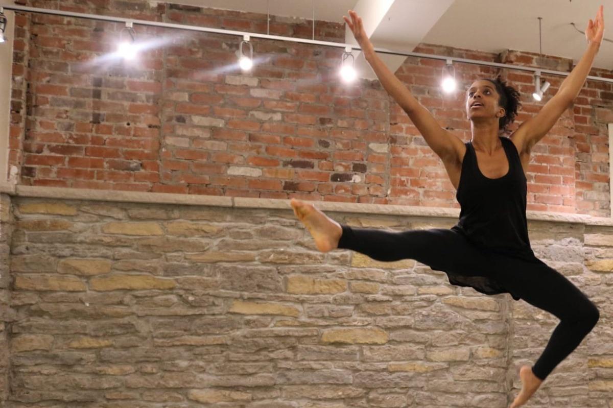 Fundraiser by Emilie R-j : Get Emilie to Gibney Dance in New