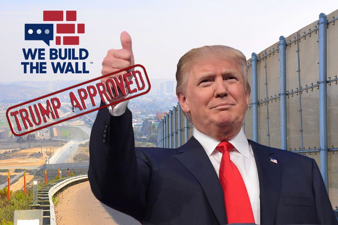 Fundraiser By Brian Kolfage We The People Will Build The Wall