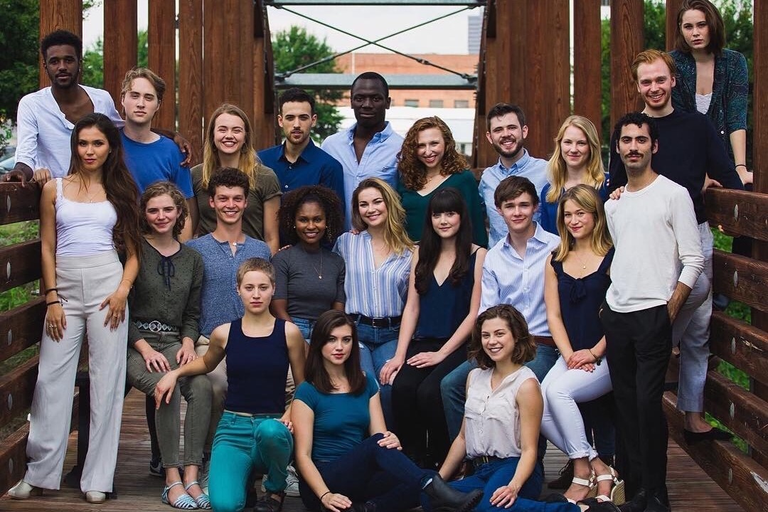 Fundraiser by UNCSA 2019 : UNCSA Drama Class of 2019 — Showcase!
