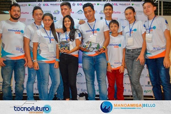 Fundraiser For Adriana Arroyave E By Santiago Munera ROBOTICS
