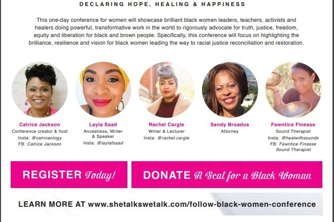 Fundraiser by Catrice M  Jackson : Support Follow Black Women