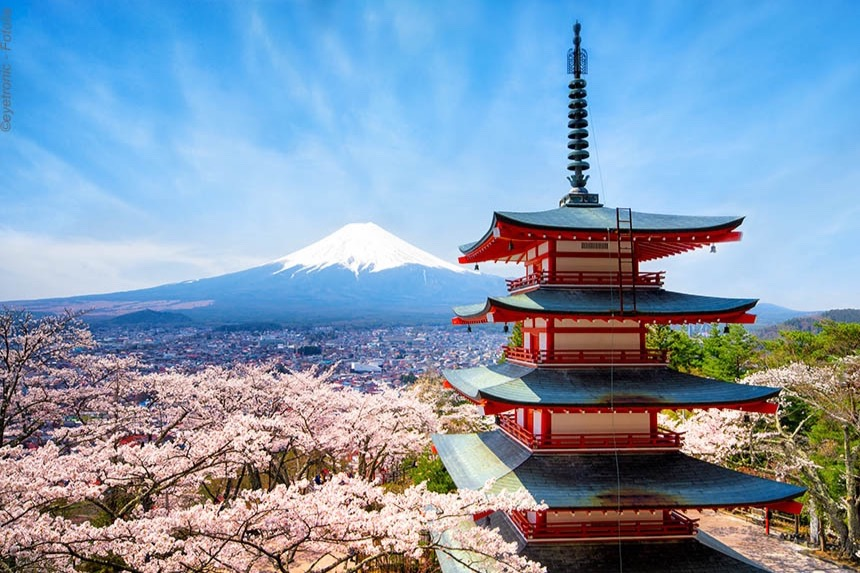 Fundraiser by Catherine Lapierre : Ascension du Mont Fuji
