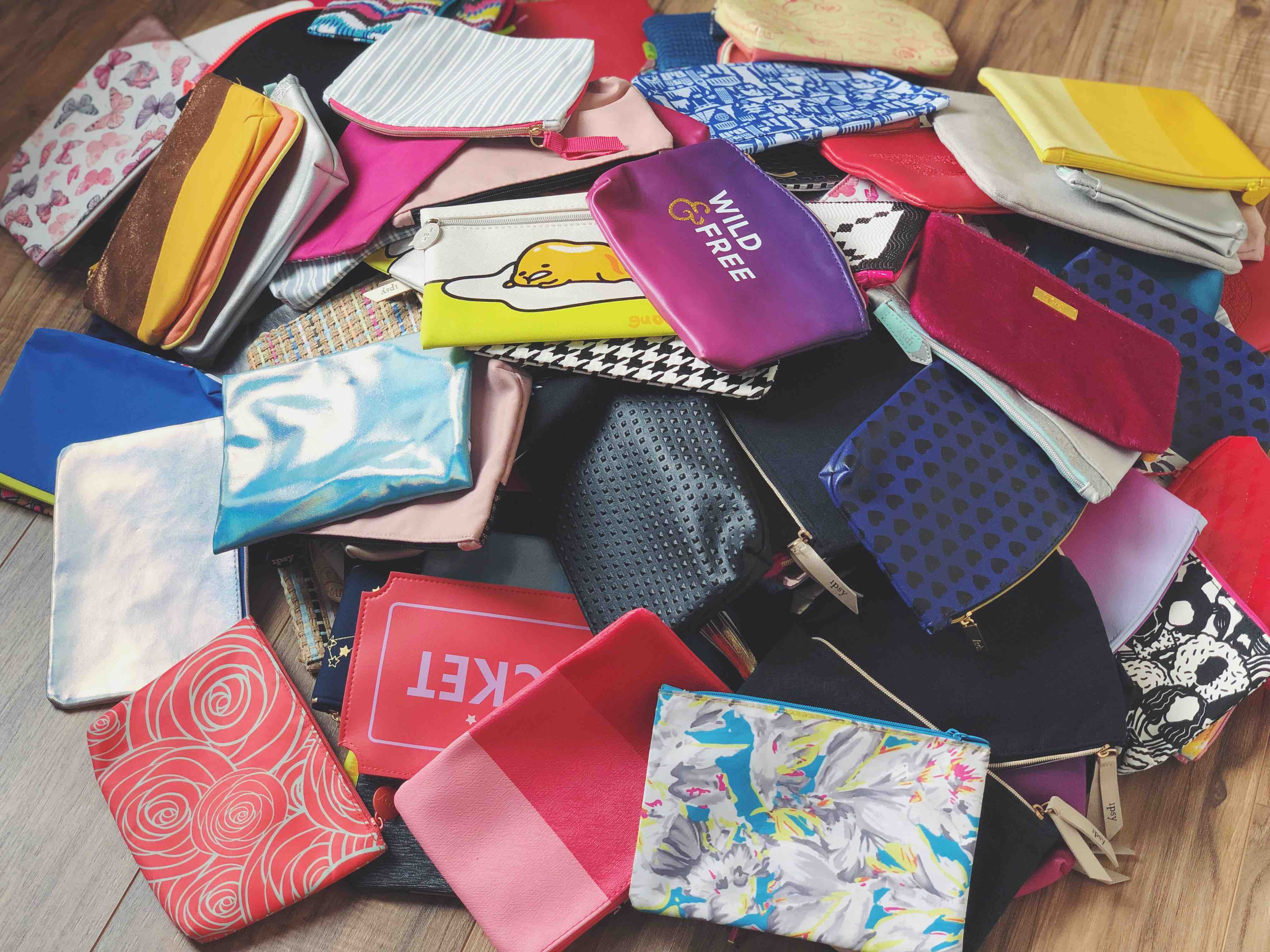 Fundraiser by Amber Pollock : Ipsy Giveback Bags - End Period Poverty