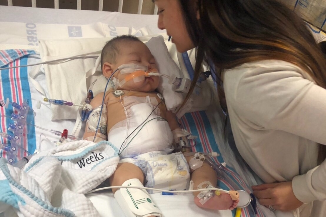 Fundraiser by Vicki Wang : Baby Jayden and Family Fund