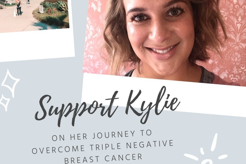 53a9e8b0968 Fundraiser for Kylie Hopwood by Kendall Richmond : Kylie's journey with  triple negative breast cancer