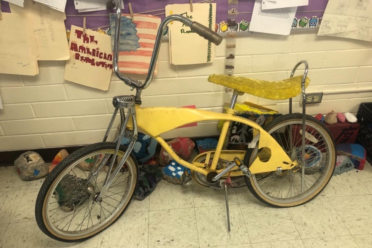 Fundraiser by Elena Amor : Hayes Middle School lowrider bike