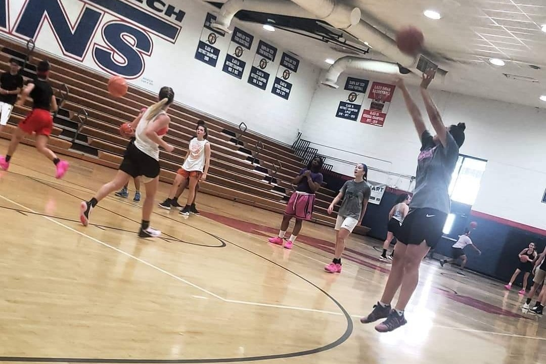 Fundraiser by Marta Lucia Soto : Anayah's Travel Basketball