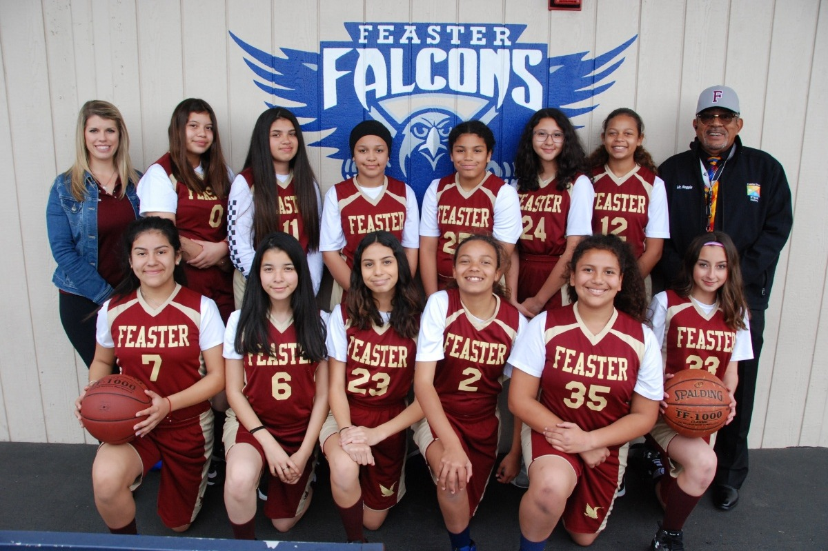6a270f991 Fundraiser by Heather Galyen   NIKE Girls Basketball Camp for Feaster