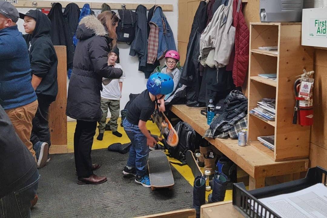 Fundraiser by Joel Fortier : Saskatoon Indoor Skatepark - Loss from
