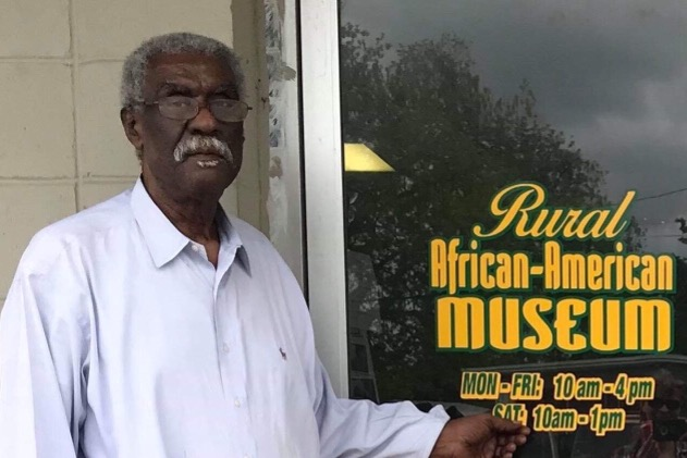 Click here to support Opelousas Rural African American Museum organized by Agnes Dubonheur