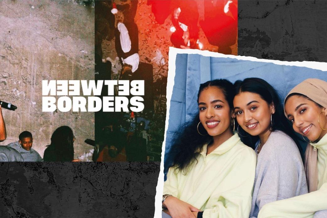 612e55c6 Fundraiser by Luc Hinson : Between Borders x Muslim Sisterhood Zine