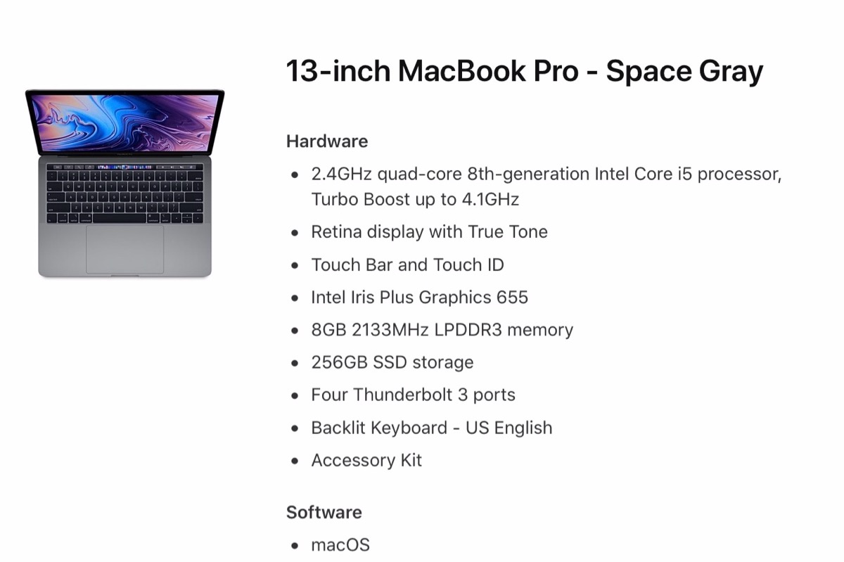 Fundraiser by Chaner Peng : A new MacBook Pro for James