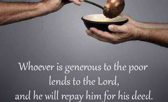 Fundraiser by Jackie Uwadileke : The Provision Project: Proverbs 19:17