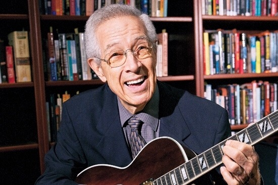 Click here to support Support Kenny Burrell organized by Love for Kenny Burrell