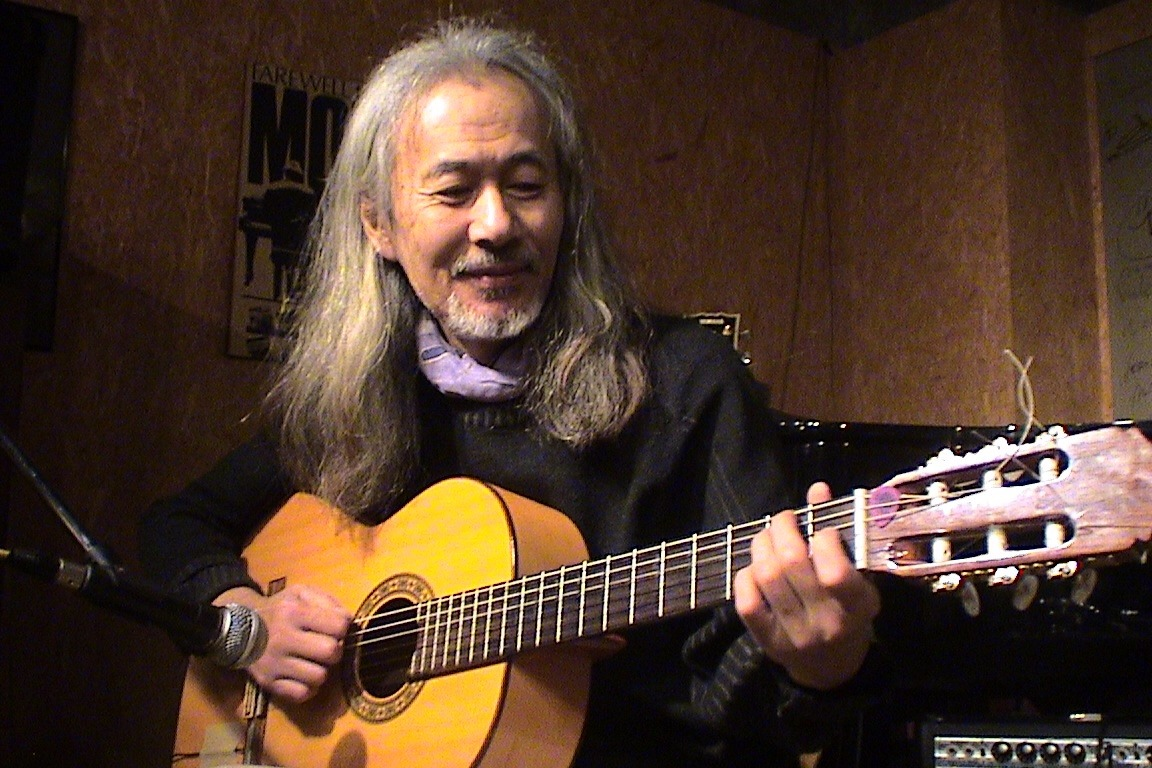 Fundraiser by Tane Kawasaki Saavedra : Support Ryo Kawasaki