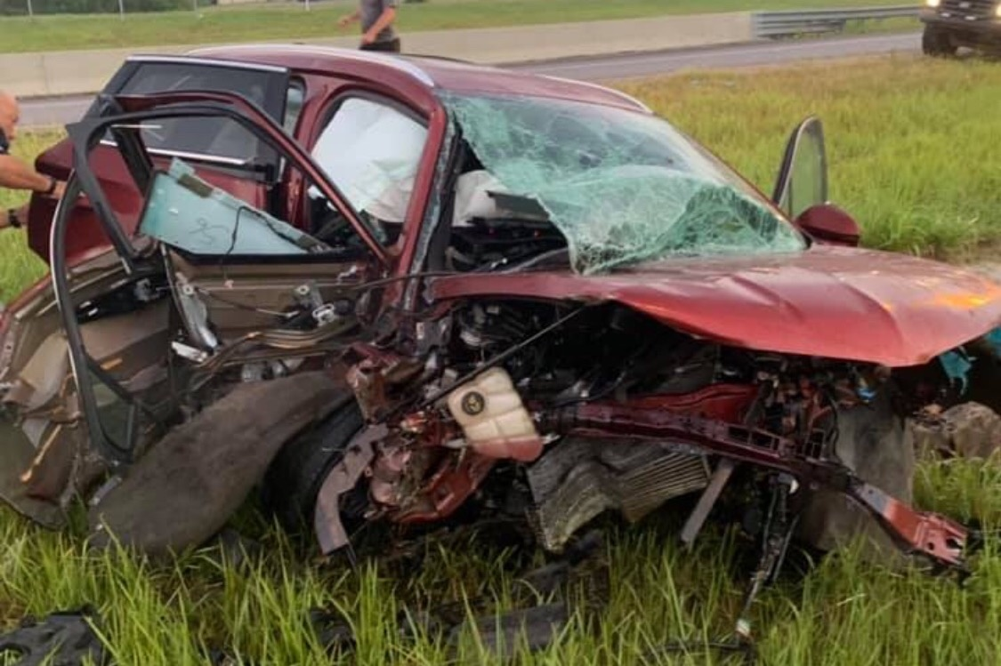 Fundraiser by Asia Smith : horrible car accident
