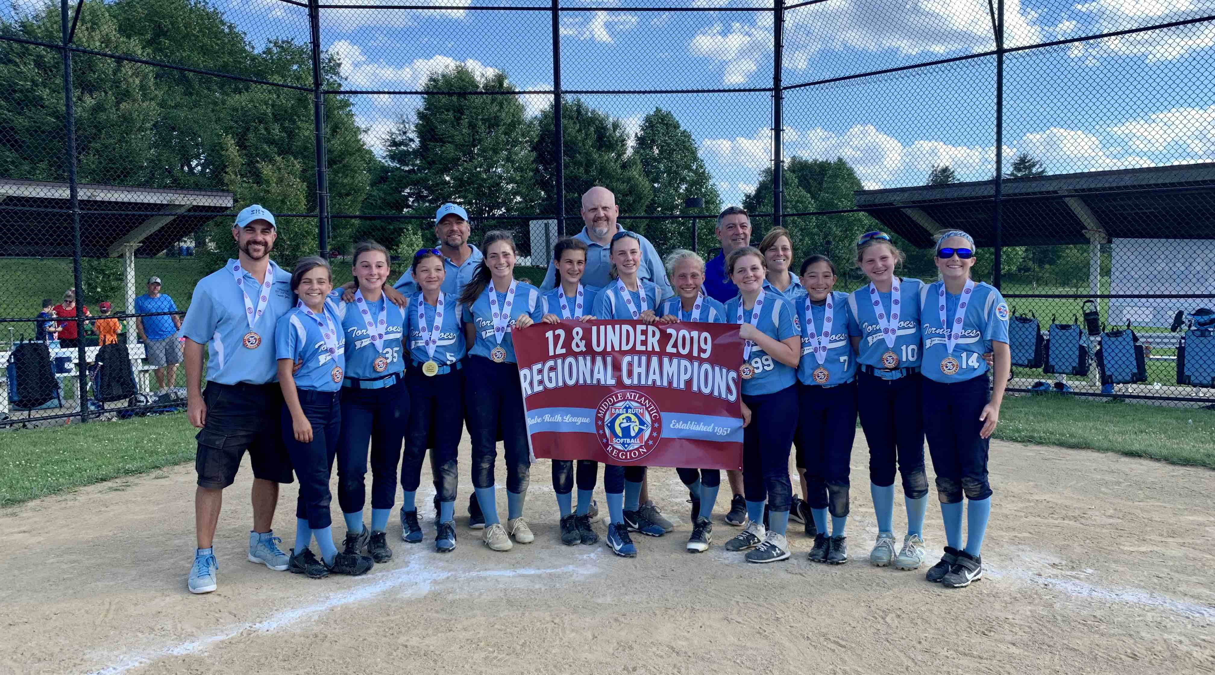 Fundraiser by Amy Schlemo : EHT Tornadoes 12U-Blue World Series Fund