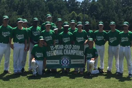 Fundraiser by Kim Holley : Greenville 13U Babe Ruth All Stars