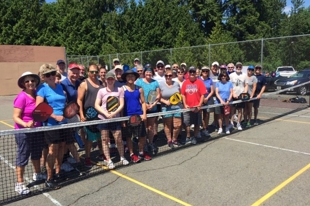 Fundraiser by Thom Lamoureux : Build Pickleball Cts in MSVL