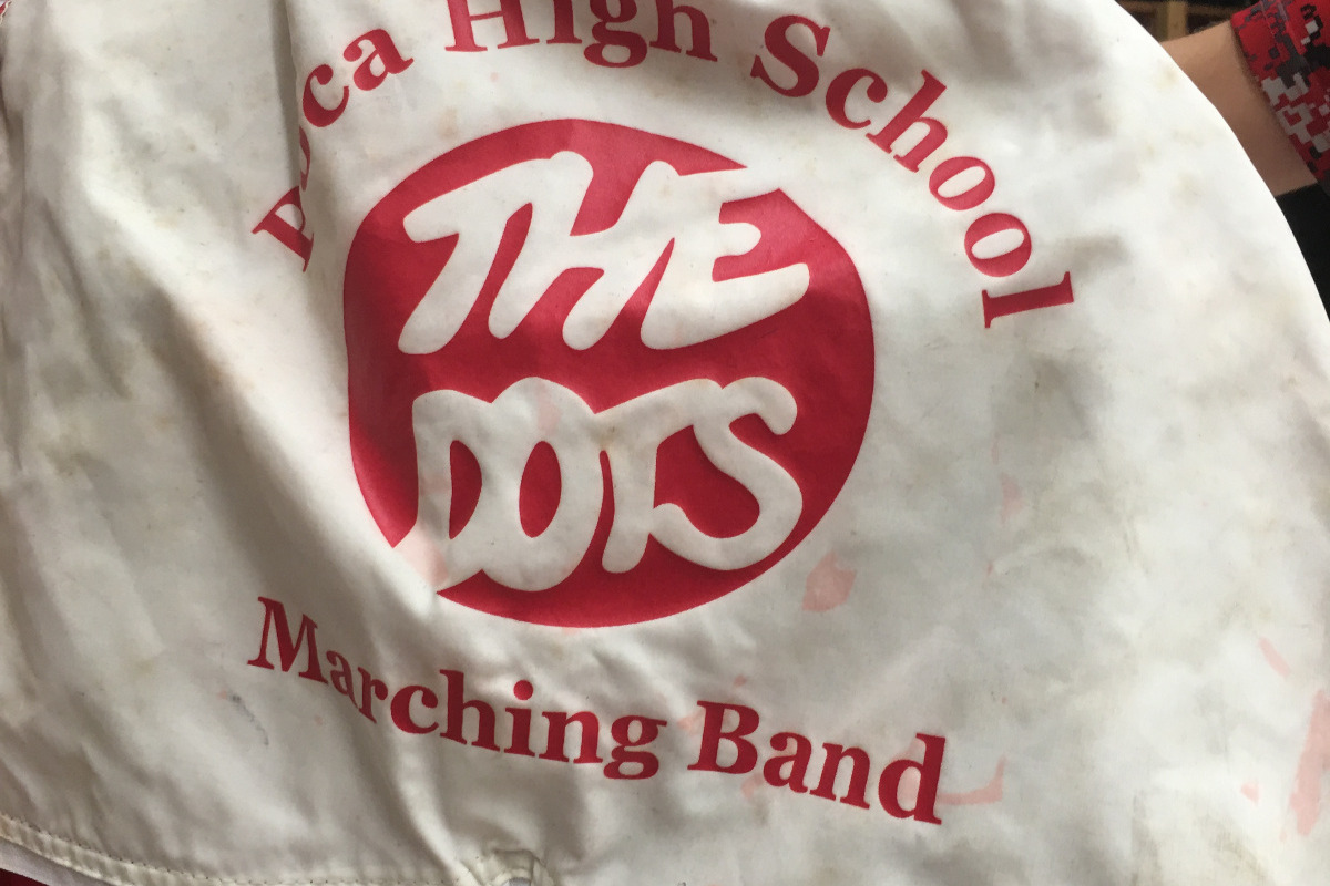 Fundraiser by Lisa DeCrease : Poca High Marching Band Uniforms