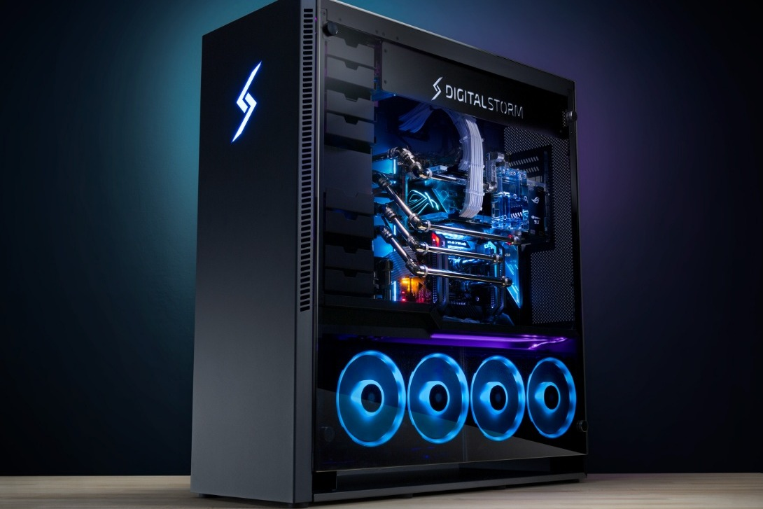 Fundraiser by Cold Ice : New PC for Streaming