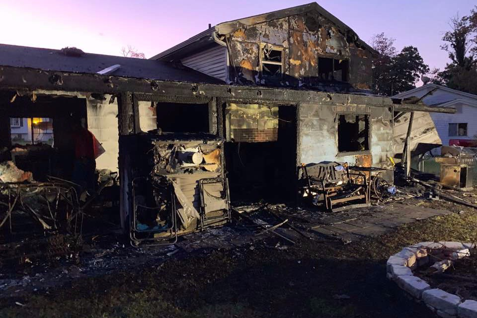 Fundraiser by Craig Bowman : Fire Recovery Fund - Robinson