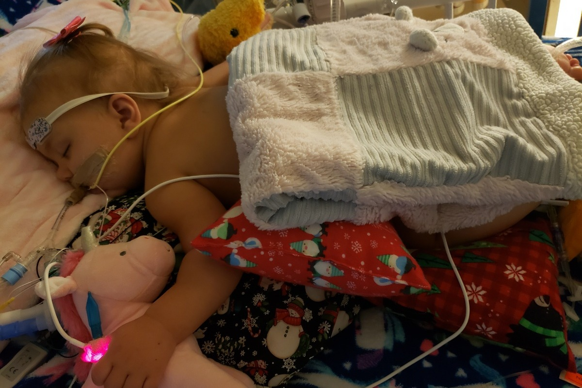 1-year-old declared dead comes back to life twice
