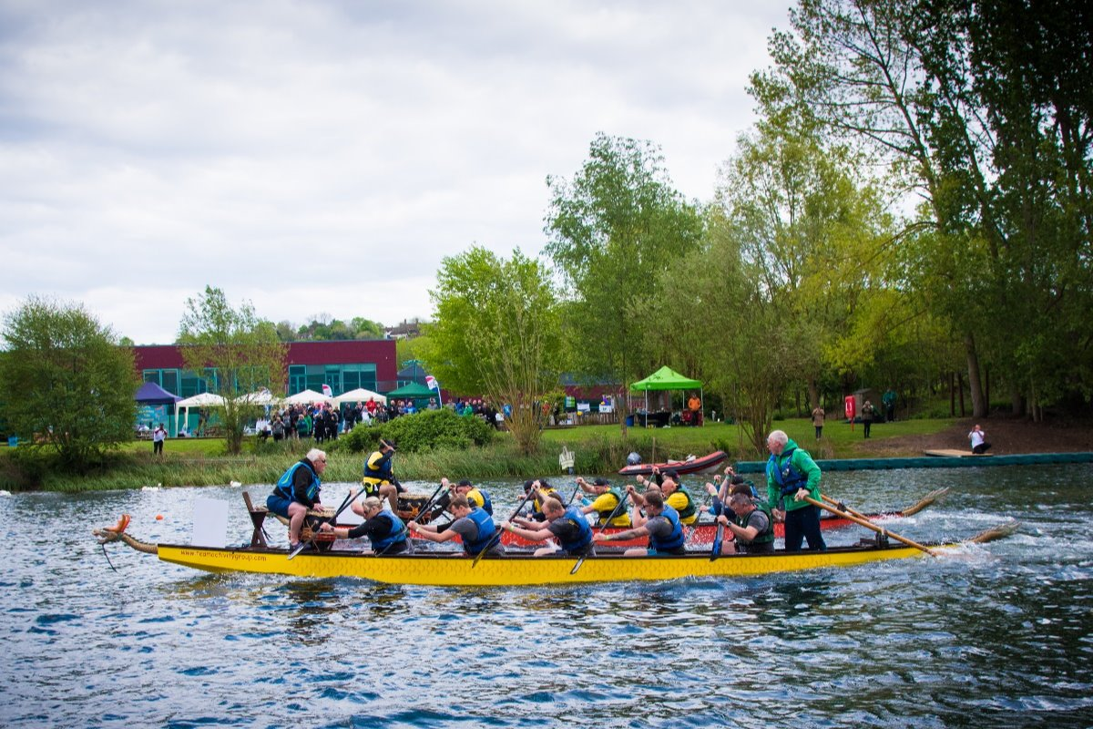 Fundraiser By Sarah Spink Lrwa Dragon Boaters Raise